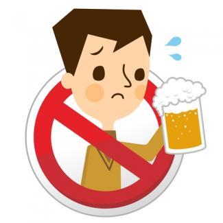 no beer