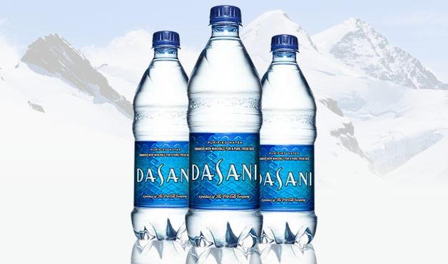 Dasani coke