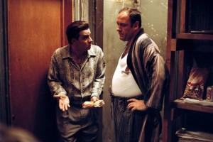 Silvio and Tony