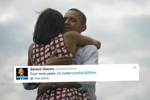 Barack Tweet