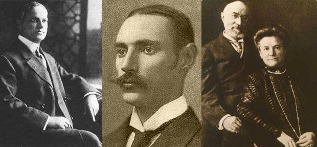 Guggenheim, Astor and Straus