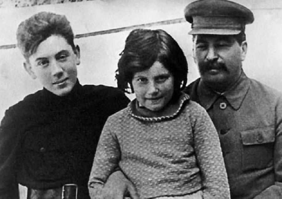 Stalin's family