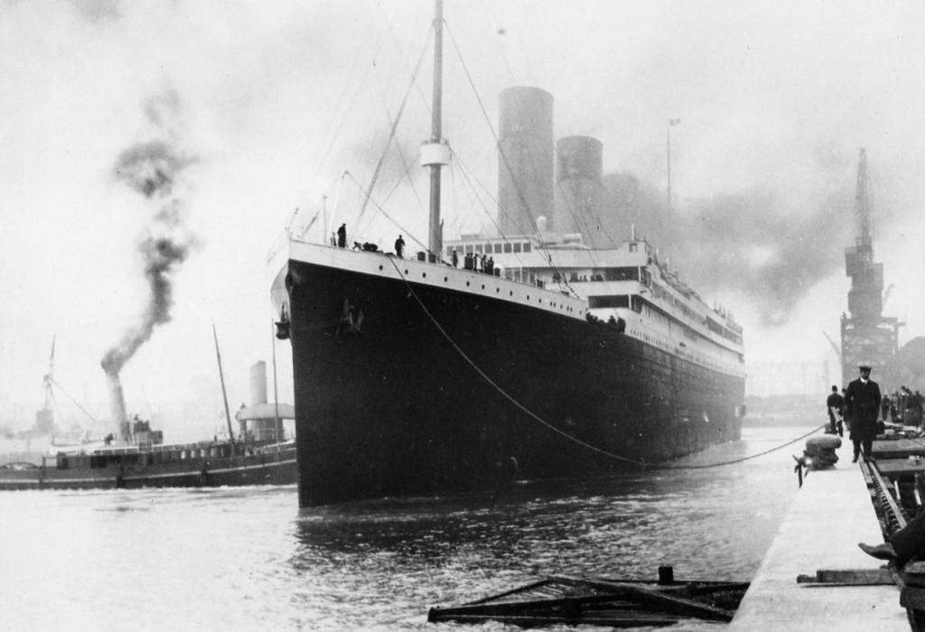 Titanic/Olympic