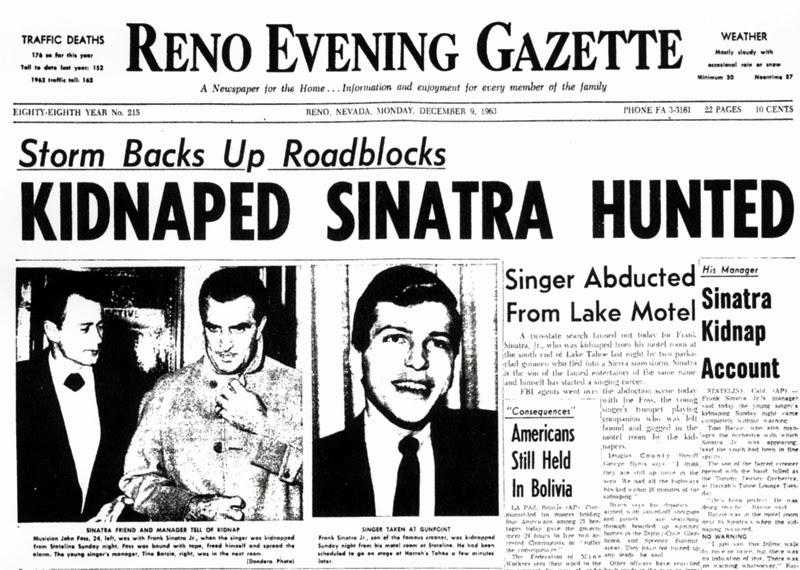 Sinatra kidnap