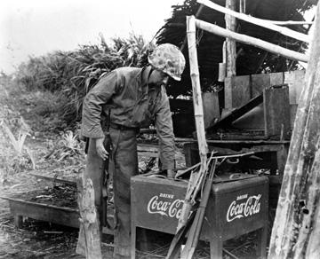 Coke WWII