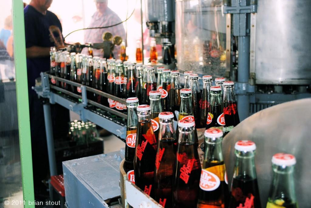 Dr Pepper Coke
