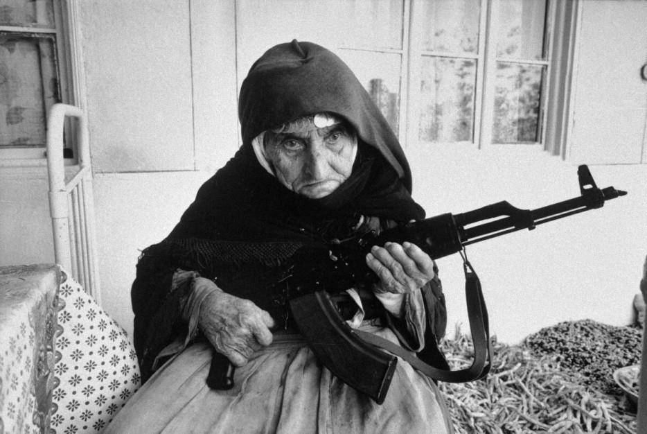 106-year-old Armenian woman