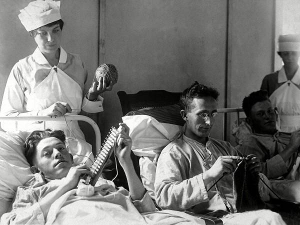 WWI Patients