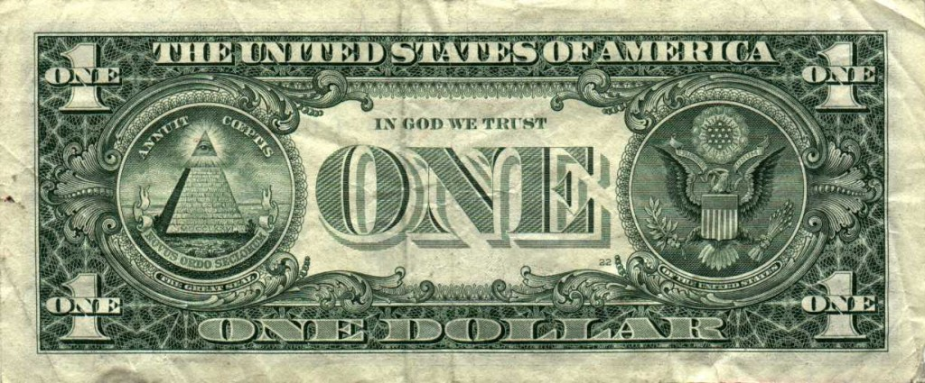 illuminati dollar