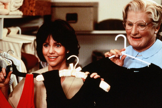 Miranda and Daniel Mrs Doubtfire