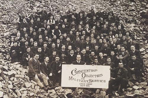 WWI Objectors