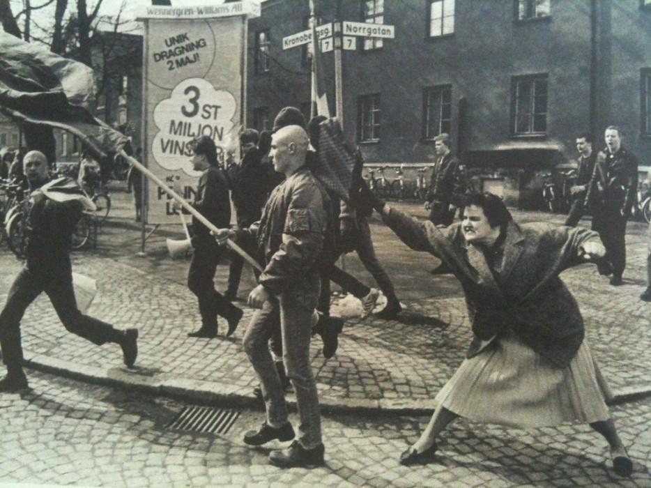 The Swedish Woman Neo Nazi