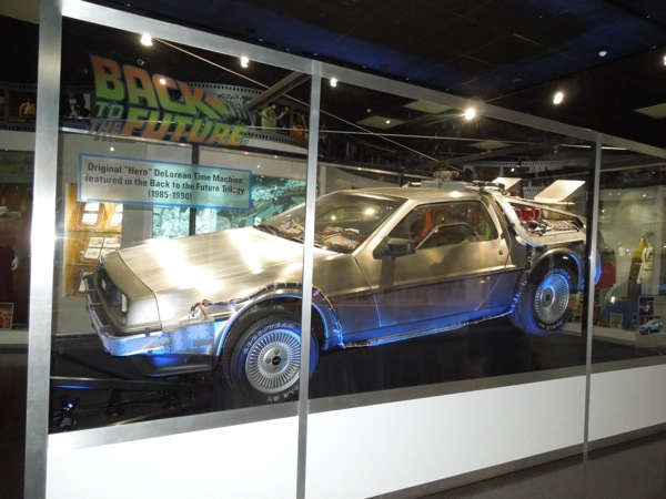 The original DeLorean