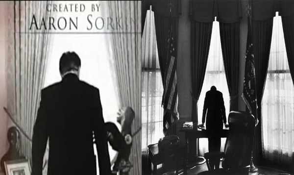 The West Wing Opening titles