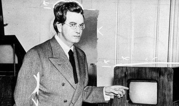 John Logie Baird TV