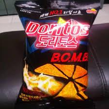 Doritos bomb flavour