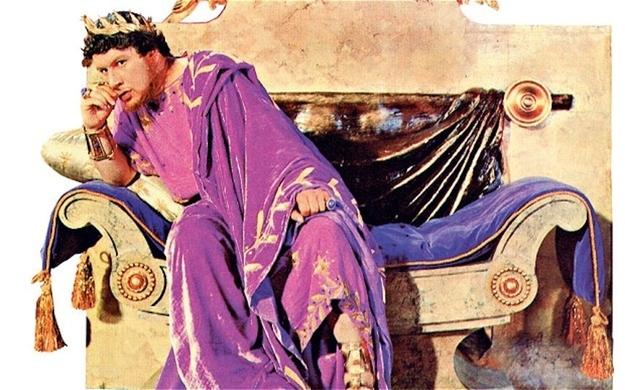emperor purple