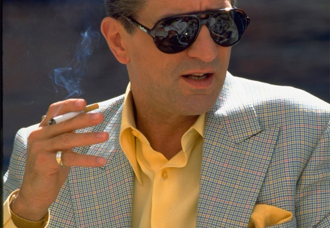 Robert De Niro Casino