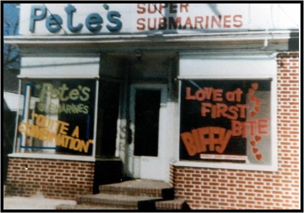 pete's super submarines