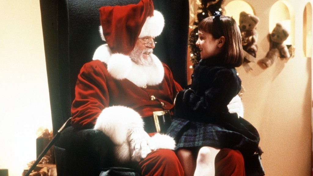 Miracle on 34th Street remake