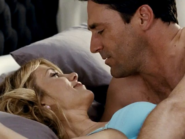 Kristin Wiig and Jon Hamm Bridesmaids