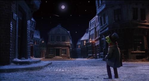 Kermit shooting star