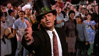 scrooged put a little love in your heart
