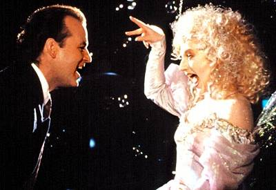 scrooged the ghost of christmas present