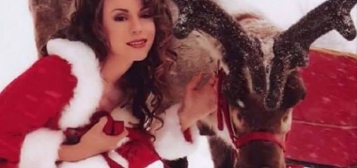 All I Want for Christmas is You Video