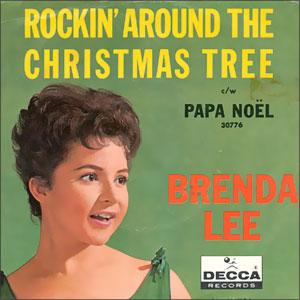 Rockin' Around the Christmas Tree ciover