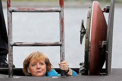 Angela Merkel funny photo