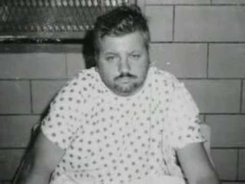 John Wayne Gacy in jail