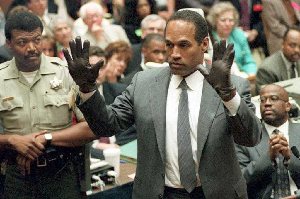 OJ Simpson trial gloves