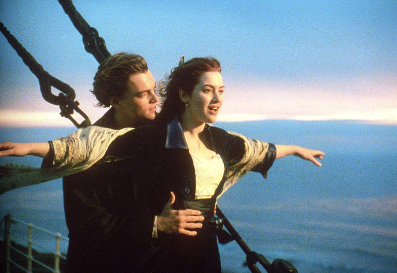 OSCARS-BEST PICTURE Titanic