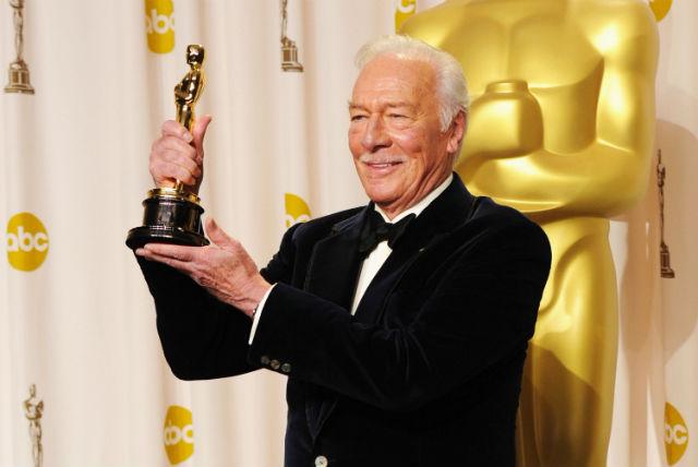 Christopher Plummer Oscars