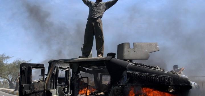 The Iraqi Man