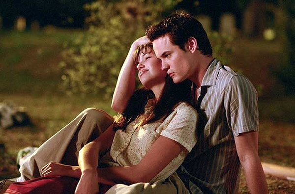 A Walk to Remember Landon and Jamie
