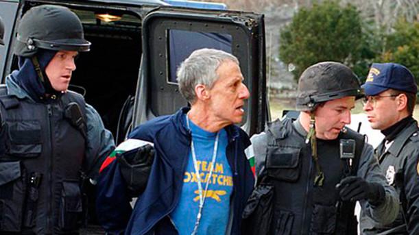 the real John Du Pont arrested