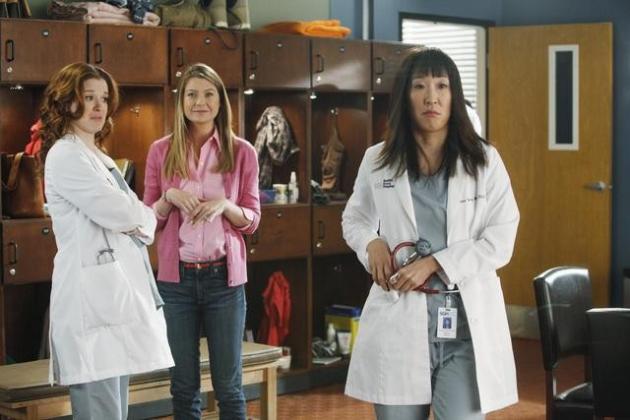 Grey's Anatomy show