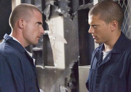 Prison Break Michael and Lincoln