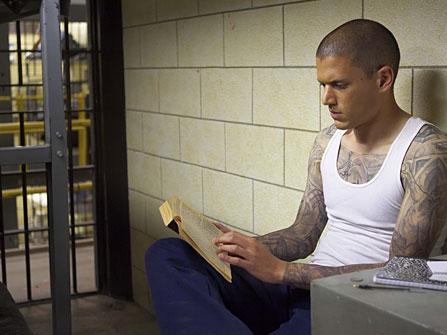 Prison Break cell