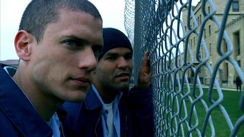 Prison break Michael and Sucre