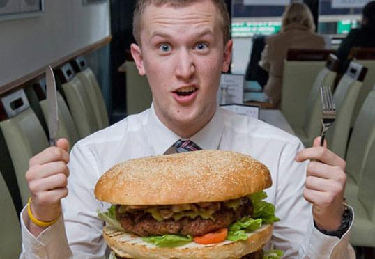the beast burger challenge