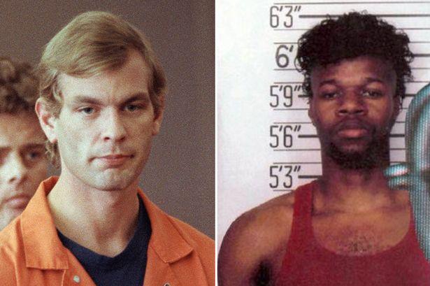 Jeffrey Dahmer and his killer
