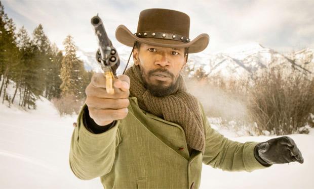 Jamie Foxx Django Unchained