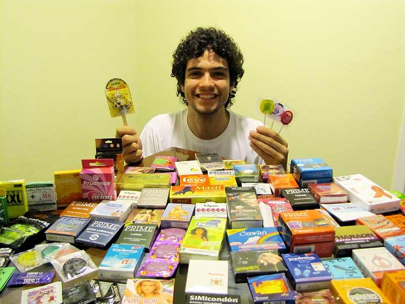 condom collection