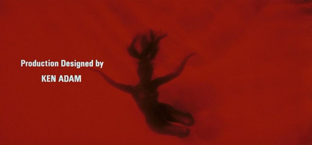 Thunderball opening credits