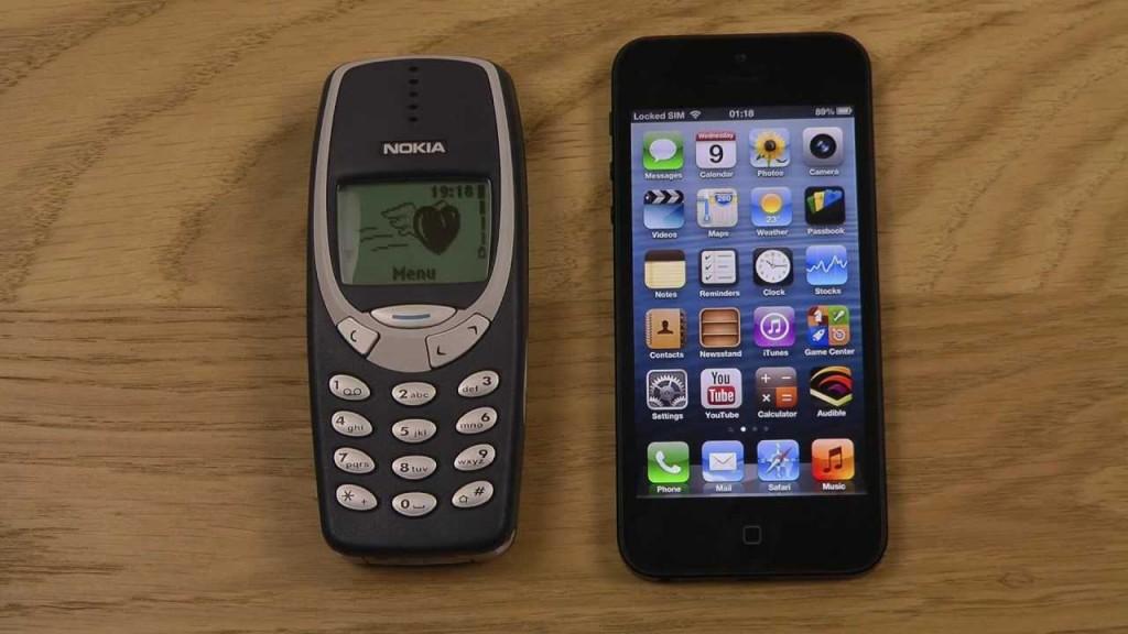 Nokia iphone