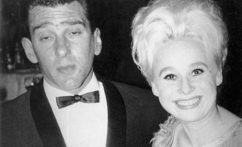 Reggie Kray & Barbara Windsor