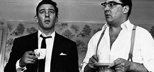 Ronnie and Reggie Kray in 1966